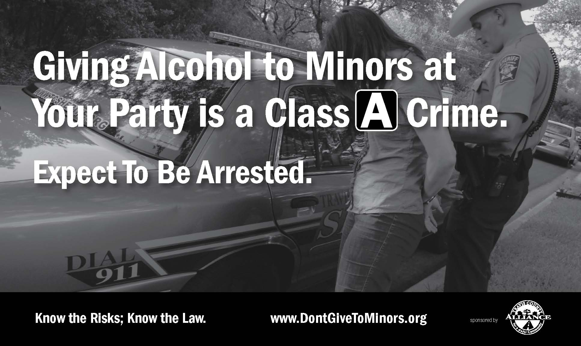 Minors caught by teacher buying alcohol!?
