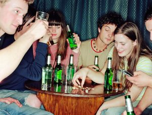 Alcohol teens drink