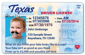 under 21 texas drivers license
